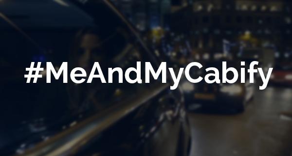 ¡Esta semana sorteamos* 50€ de crédito Cabify!