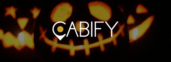 Booooo! Halloween llega a Cabify